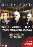 Live At Lincoln Center – The Dukes Of September, (2014)