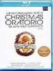 BACH: Christmas Oratorio, BWV 248, Blu-ray (2014)