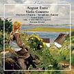 "AUGUST ENNA: Overture ""Cleopatra""; Violin Con. in D major; Symphonic Fantasy – Kathrin Rabus, violin/NDR Radiophilharmonie/Hermann Bäumer – CPO"