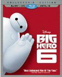 Big Hero 6, Blu-ray (2015)