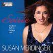 """Susan Merdinger – Soiree"" = SCHUBERT: Sonata in B Major; BRAHMS: Two Rhapsodies; DEBUSSY: Estampes; LISZT: Concert Paraphrase on Verdi's ""Rigoletto""; Hungarian Rhapsody No. 12 – Susan Merdinger, piano – Sheridan Music"