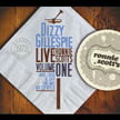 Dizzy Gillespie – Live at Ronnie Scott's, Vols. 1-4 – Consolidated Artists/ Red Anchor (4 CDs)Music is Forever: Dizzy Gillespie, the Jazz Legend, and Me (book)