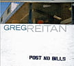 Greg Reitan piano trio – Post No Bills – Sunnyside