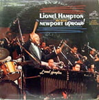 Lionel Hampton And His All-Star Alumni Big Band – Newport Uproar! – RCA Victor/  Pure Pleasure – vinyl