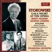 Stokowski – Gala Night at the Opera = Works of WAGNER, MOZART, GOUNOD, BORODIN, VERDI & PUCCINI – Soloists/Philadelphia Orch./ Leopold Stokowski – Guild