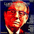 Lucien Caillet – Studio Recordings, 1936-1946 = Works of BACH, PURCELL, TURINA, CAILLET, MUSSORGSKY – Ormandy/ Reiner/ Stokowski/ Fiedler – Pristine Audio