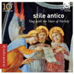 """Sing with the Voice of Melody"" = stile antico – Harmonia mundi"