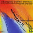"""Momentum 21 – New Music for a New Century"" = Works of  JAMES AIKMAN, DEREK BERME; FOUMAI, THEOFANIDIS – Albany"