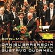 BRAHMS: Piano Concerto No. 1 in d minor; Piano Concerto No. 2 in B-flat Major – Daniel Barenboim, p./ Staatskapelle Berlin/ Gustavo Dudamel – DGG (2 CDs)