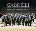 * GABRIELI: 16 works [TrackList follows]; WILLIAMS: Music for Brass – National Brass Ensemble – Oberlin Music