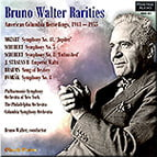 Bruno Walter Rarities: American Columbia Recordings, 1941-1955 = MOZART, SCHUBERT, J. STRAUSS, BRAHMS, DVORAK, MENDELSSOHN – Pristine Audio