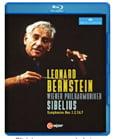 SIBELIUS: Symphonies Nos. 1, 2, 5 & 7 cond. by Leonard Bernstein – Blu-ray (2015)