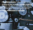 "Francesco Di Fiore, ""Pianosequenza – Piano Music in Film"" – Music by NYMAN, DI FIORE, GLASS, TIERSEN & SUSMAN – Zefir"