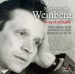 WEINBERG: In search of freedom = Piano Quintet & 2 Quartets – Nikita Mndoyants, p./ Zemlinsky Q. – Praga Digitals