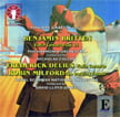 DELIUS: Violin Con.; BRITTEN: Violin Con.; MILFORD: Darkly Thrush – Royal Scottish & Philharmonia Orch. – Dutton Epoch