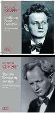 BEETHOVEN: Piano Concertos; The Late Sonatas – Wilhelm Kempff, p. – APR (4 CDs)