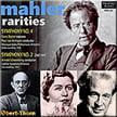 """MAHLER Rarities"" = Symphony No. 2 in c minor ""Resurrection"": Andante moderato; Sym. No. 4 – Soloists/ Hilversum Radio Philharmonic/ Paul van Kempen – Pristine Audio"
