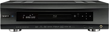 Oppo Universal 3D Blu-Ray Player BDP-105D 