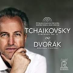 "TCHIAKOVSKY: Sym. No. 6 in b, ""Pathetique""; DVORAK: Rusalka Fantasy – Reference"