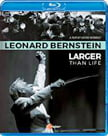 Leonard Bernstein, Larger Than Life, Blu-ray 2016