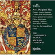 TALLIS & PARSONS: Var. works – The Cardinall's Musick/ Andrew Carwood – Hyperion