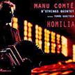 "MANU COMTE & Others: ""Homilia"" – Works by PIAZZOLLA, JEREZ LE CAM, GUBITSCH, GISMONTI & COMTE – Avanti"