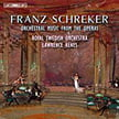 FRANZ SCHREKER: Orchestral Music from the Operas – Royal Swedish Orch./ Lawrence Renes – BIS