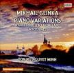GLINKA: An hour of piano works – Ton Nu Nguyet Minh, p. – Capriccio