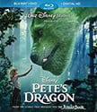 Pete's Dragon, Blu-ray (2016)