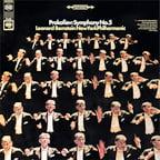 PROKOFIEV: Symphony No. 5 – NY Philharmonic/ Leonard Bernstein (Columbia LP, 1966) – Speakers Corner vinyl