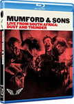 Mumford & Sons – Live From South Africa: Dust And Thunder, Blu-ray (2017)