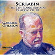 SCRIABIN: The Ten Piano Sonatas; Fantasy in b – Garrick Ohlsson, p. – Bridge (2-CDs)