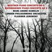 MEDTNER: Piano Concerto No. 2 in c; RACHMANINOV: Piano Con. No. 3 in d – Marc-Andre Hamelin, p./ London Philharmonic Orch./ Vladimir Jurowski – Hyperion