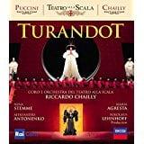 PUCCINI: Turandot (2016) – Orch. del Teatro alla Scala di Milano/Riccardo Chailly – Decca