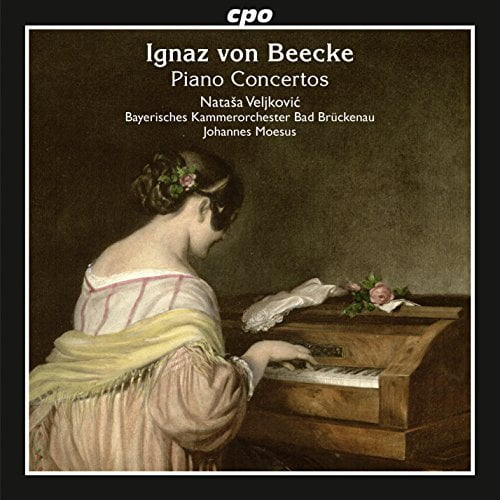 BEECKE: Piano Concerto in F Major; Piano Concerto in D Major; Andante – Natasa Veljkovic, piano/ Bavarian Chamber Orchestra of Bad Brueckenau/ Johannes Moesus – CPO