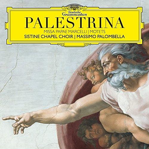 PALESTRINA: Missa Papae Marcelli, Motets – Sistine Chapel Choir/ Massimo Palombella – DG