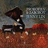 PROKOFIEV and ZABOROV: Piano Works – Jenny Lin (p.) Steinway & Sons