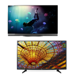 "Two LG 4K TV Reviews — OLED 65"" and UHD 43"""
