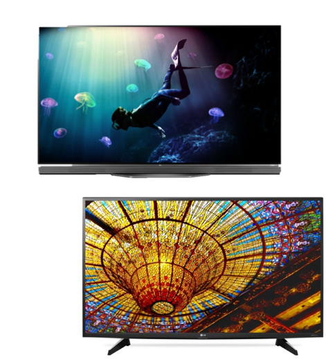 Two LG 4K TV Reviews — OLED 65″ and UHD 43″