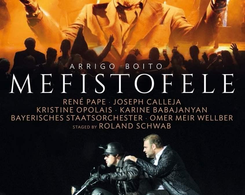 Arrigo BOITO: Mefistofele, Blu-ray (2016)