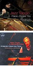"""Amersterdam Meets New Tango"" & ""Jazz Tango – Pablo Ziegler  – Zoho ZM"