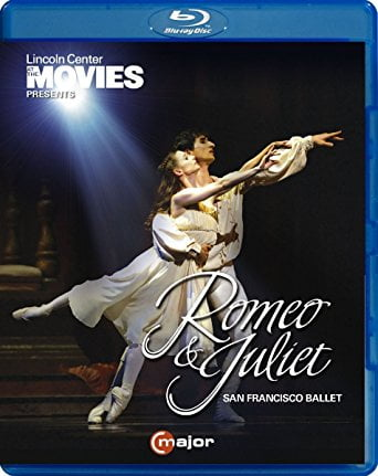 Serge PROKOFIEV: Romeo and Juliet, Blu-ray