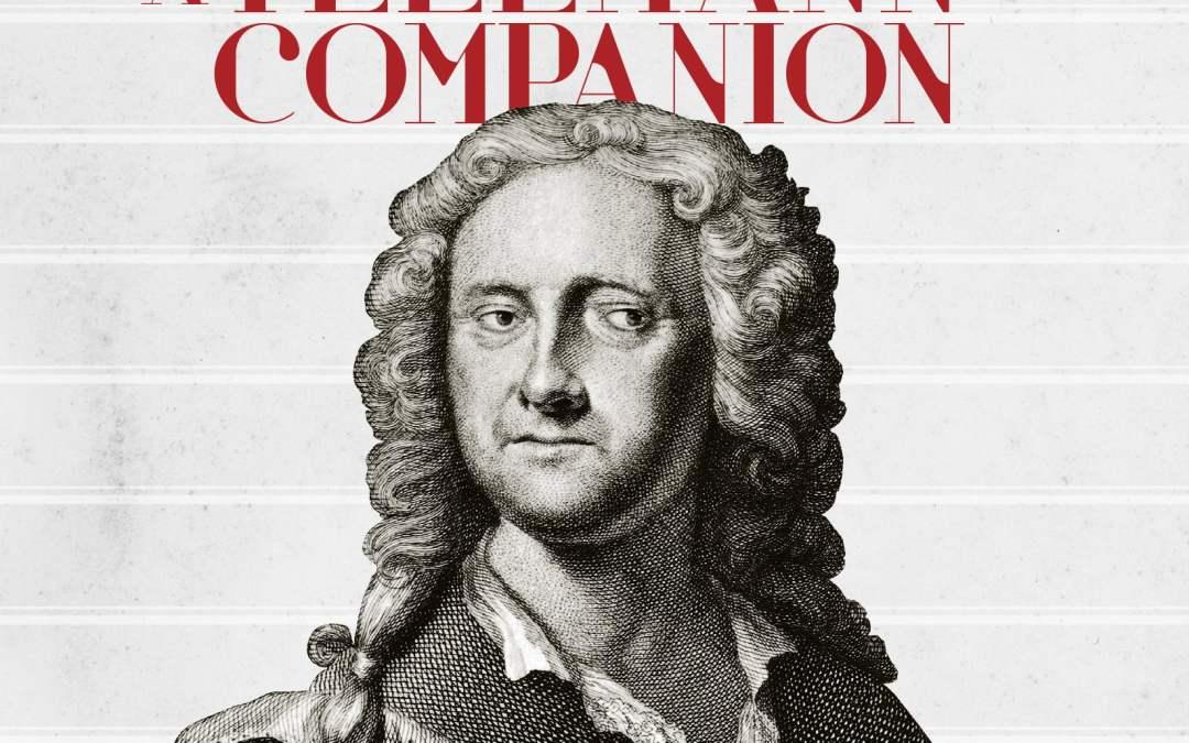 TELEMANN: A Companion – Akademie fur Alte Musik Berlin – Harmonia Mundi