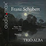 SCHUBERT: Piano Trio D. 929; Notturno D. 897 – Trio Alba – Audiomax Super Audio CD