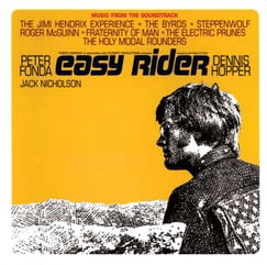Easy Rider Soundtrack – Dunhill Records