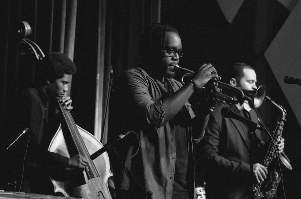 PDX JAZZ In Portland, Oregon Concert October 19th, 2017 with the Marquis Hill Quintet