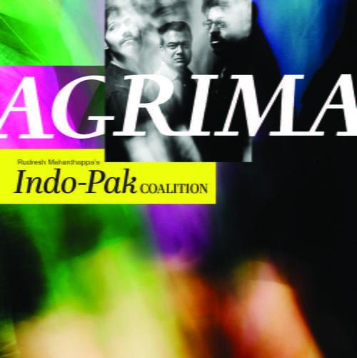Rudresh Mahanthappa's Indo-Pak Coalition – Agrima – Mahanthappa