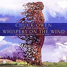Chuck Owen & the Jazz Surge: Whispers on the WInd – Mama Records