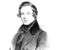 Portrait of Schumann