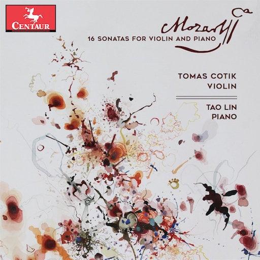 Mozart: 16 Sonatas for Violin and Piano. Tomas Cotik (violin), Tao Lin (piano)—Centaur [Dist. by Naxos]